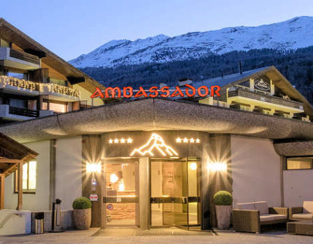 HOTEL AMBASSADOR, ZERMATT, SVIZZERA